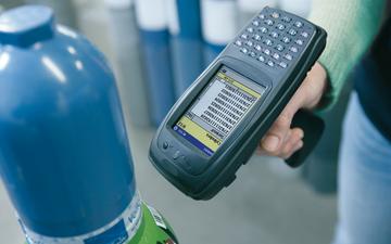 ACCURA digital gas cylinder management | Linde Gas Hungary