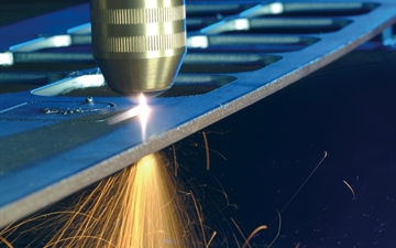 Plasma cutting,